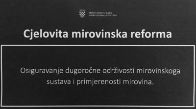 mirovinska reforma