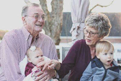 baka i djed