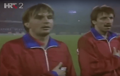 prva utakmica hrvatske