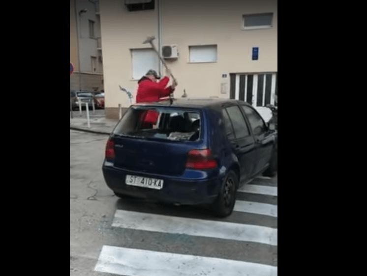 parking split