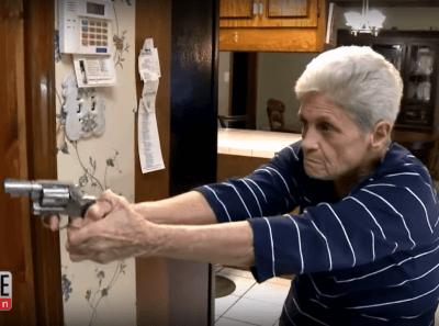 pištolj baka
