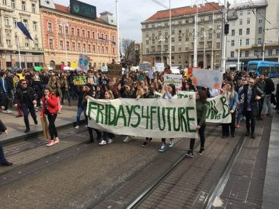prosvjed učenika