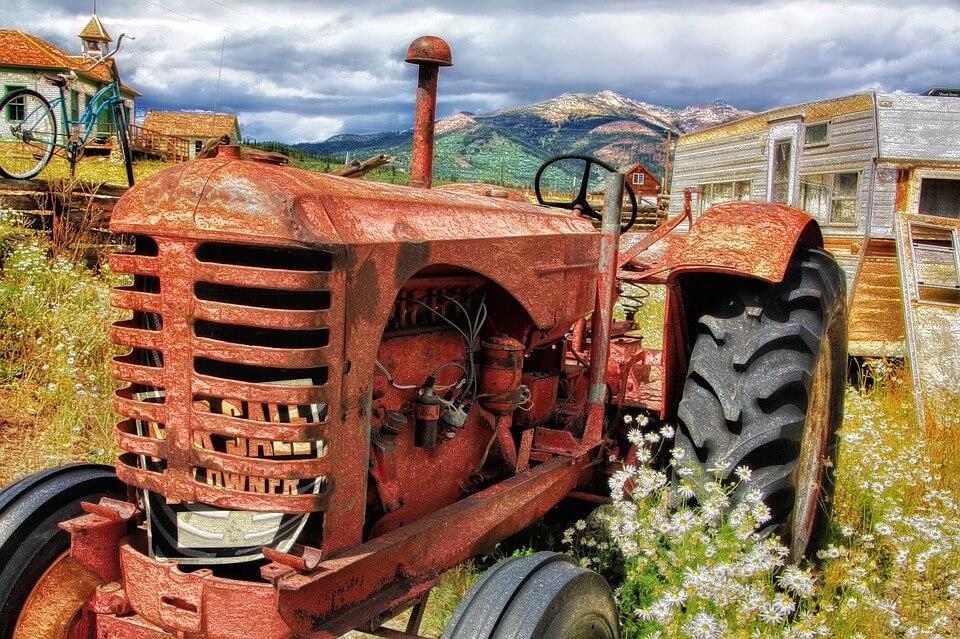 traktor umirovljenik