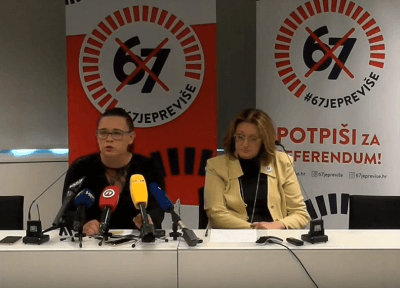 Mirela Bojić i Ana Miličević Pezelj