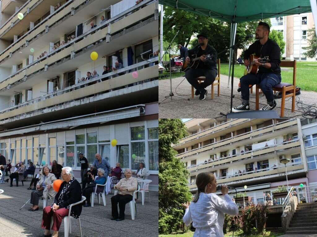 Proslava 44. rođendana Doma Maskimir i Dana obitelji