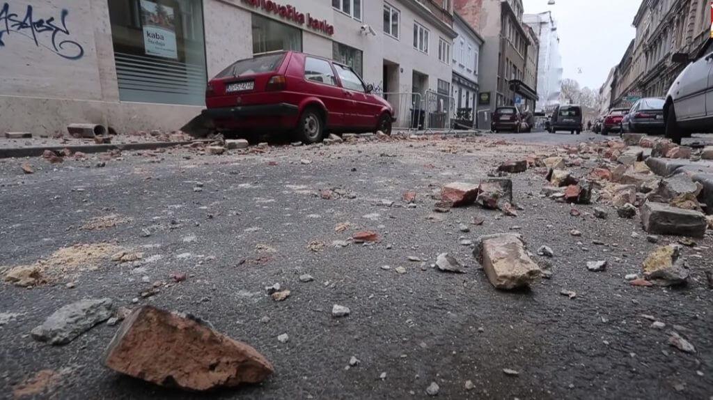 potres