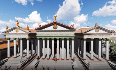 rimski forum pula