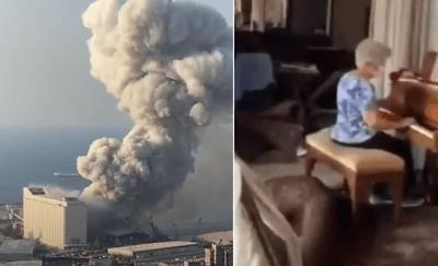 beirut eksplozija