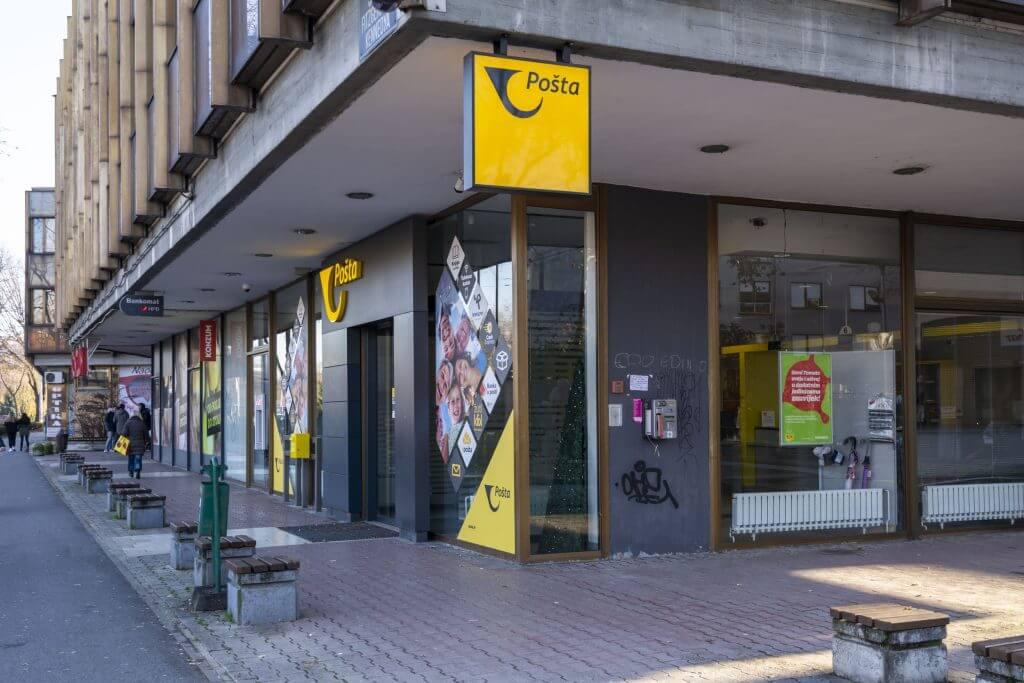 poštanski ured