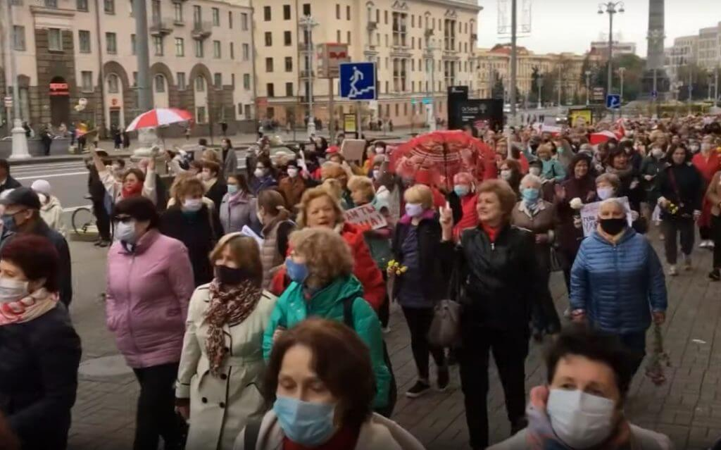 prosvjed bjelorusija