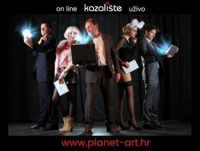 planet art kazalište online