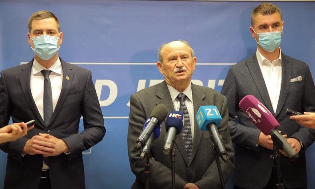 HSU HDZ koalicija