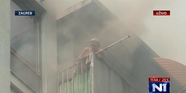 požar zagreb N1