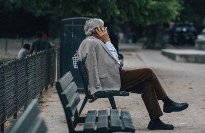 stariji gospodin