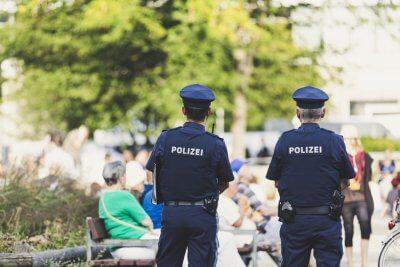 policija njemacka